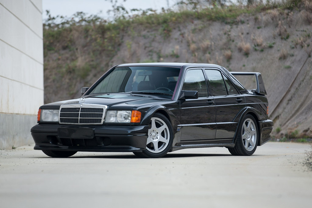 Mercedes-Benz 190 E 2.5 - 16 Evolution II '91.jpg